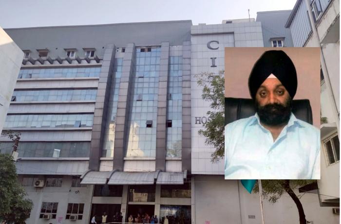 सरबजीत मोखा अपने ही अस्पताल में नजरबंद, विश्व हिंदू परिषद ने ने भी तोड़ा नाता