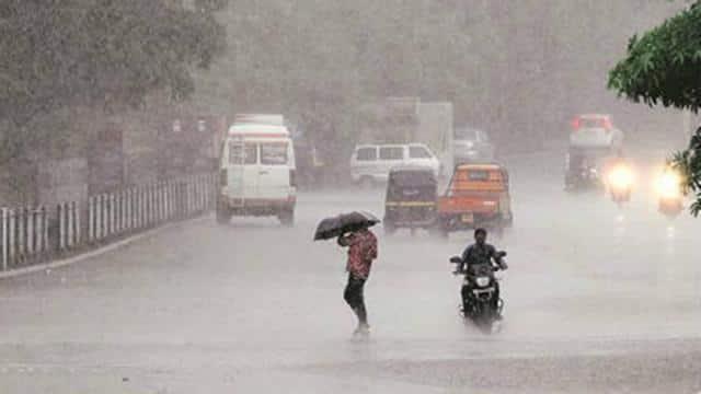 इंदौर, बैतूल समेत सात जिलों में भारी बारिश के आसार