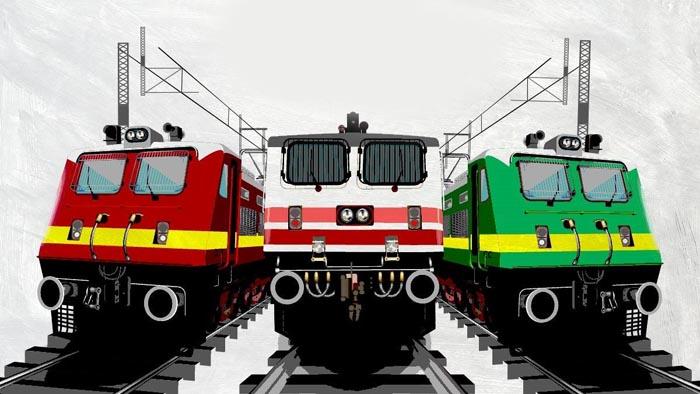 रेलवे ने 14 ट्रेनों के परिचालन को दी मंजूरी